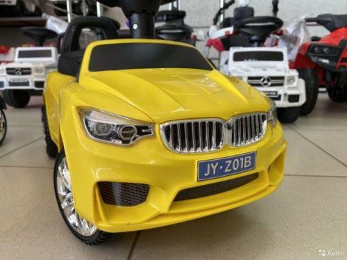Машинка-каталка толокар для детей BMW