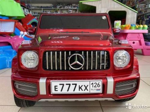 Электромобиль Mercedes Gelendwagen