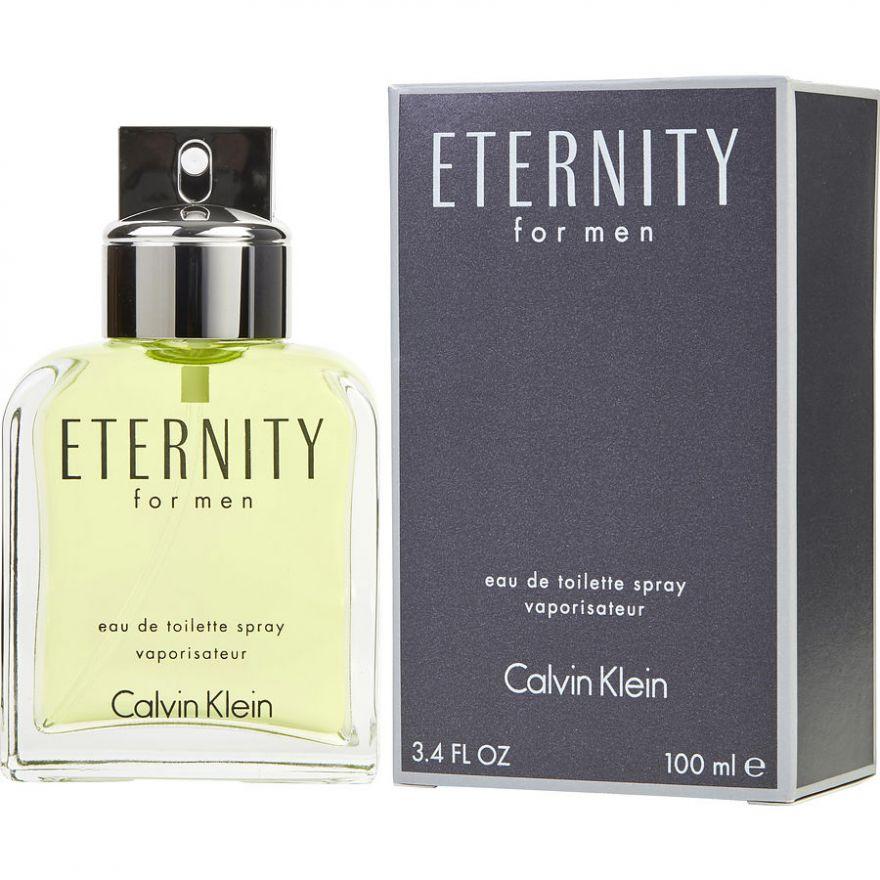Туалетная вода Calvin Klein Eternity for men 100 мл