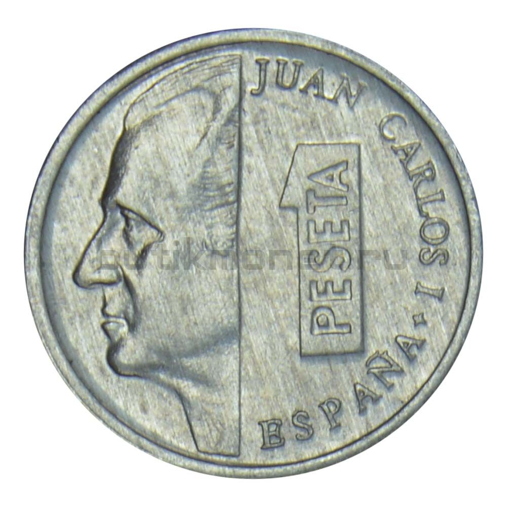 1 песета 1998 Испания