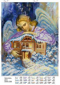 Dana DANA-2308. Хранитель Дома схема для вышивки бисером купить оптом в магазине Золотая Игла