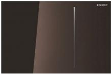 Cмывная клавиша Geberit Sigma 70 стекло, цвет амбер 115.625.SQ.1