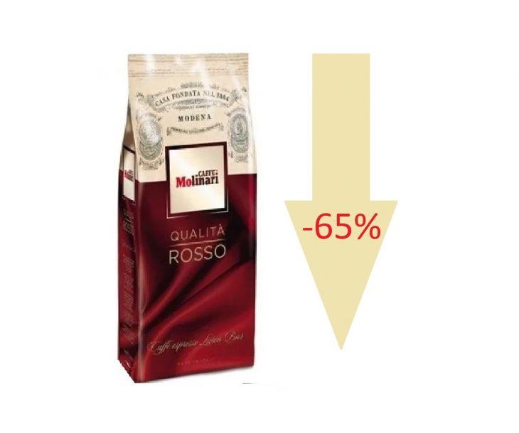 Molinari ROSSO зерно 1 кг