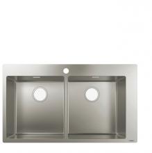 Встраиваемая кухонная мойка Hansgrohe S71 43303800