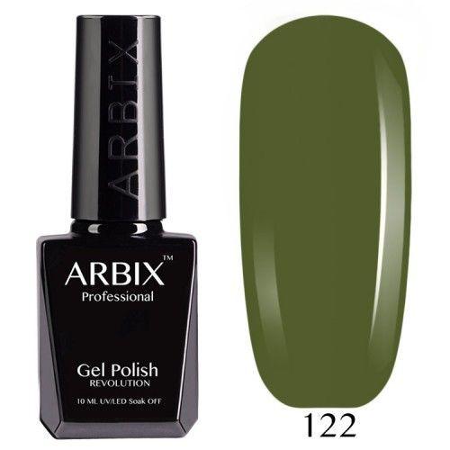 Гель лак  ARBIX № 122  Карибские джунгли