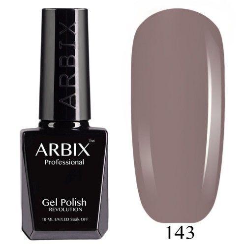 Гель лак  ARBIX № 143  Марсель