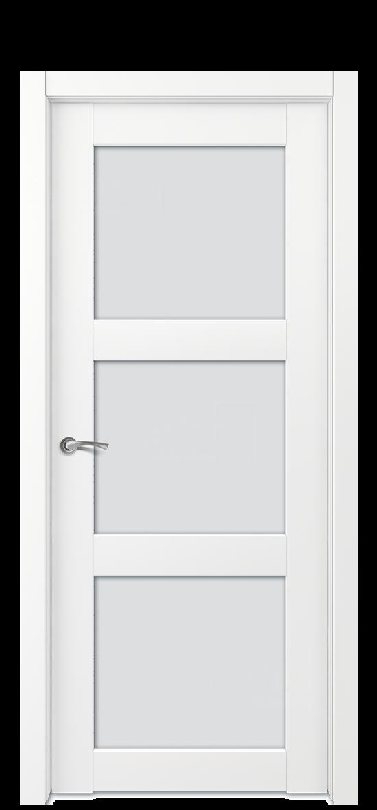 Межкомнатная дверь E1 ДО стекло 5