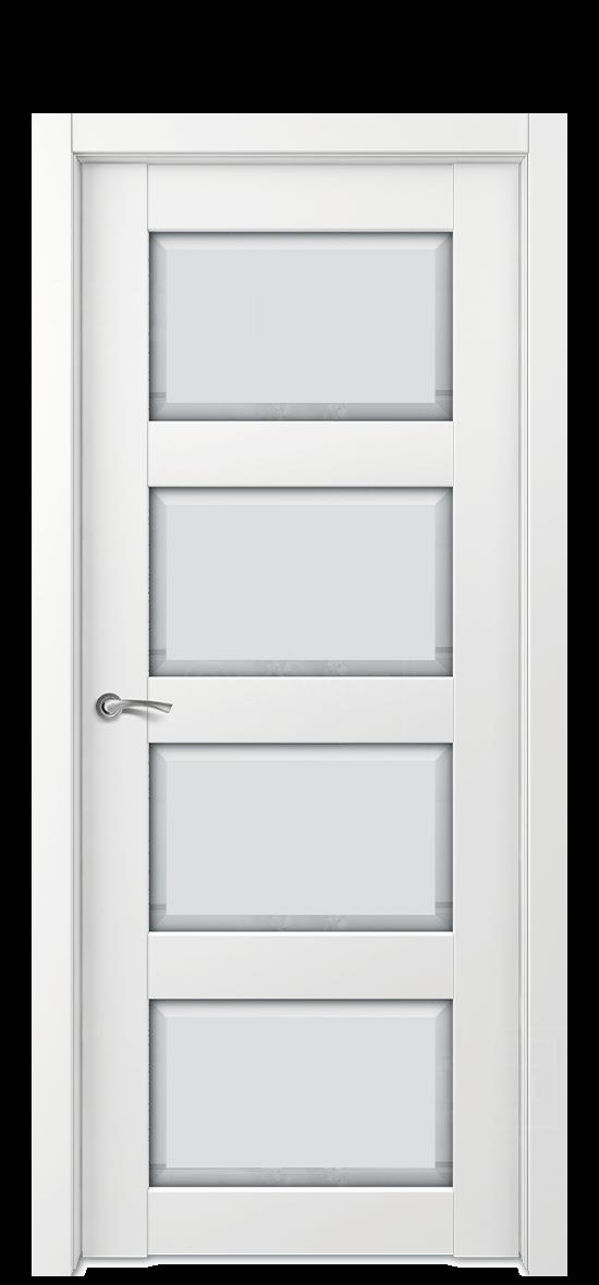 Межкомнатная дверь Е3 ДО стекло 1
