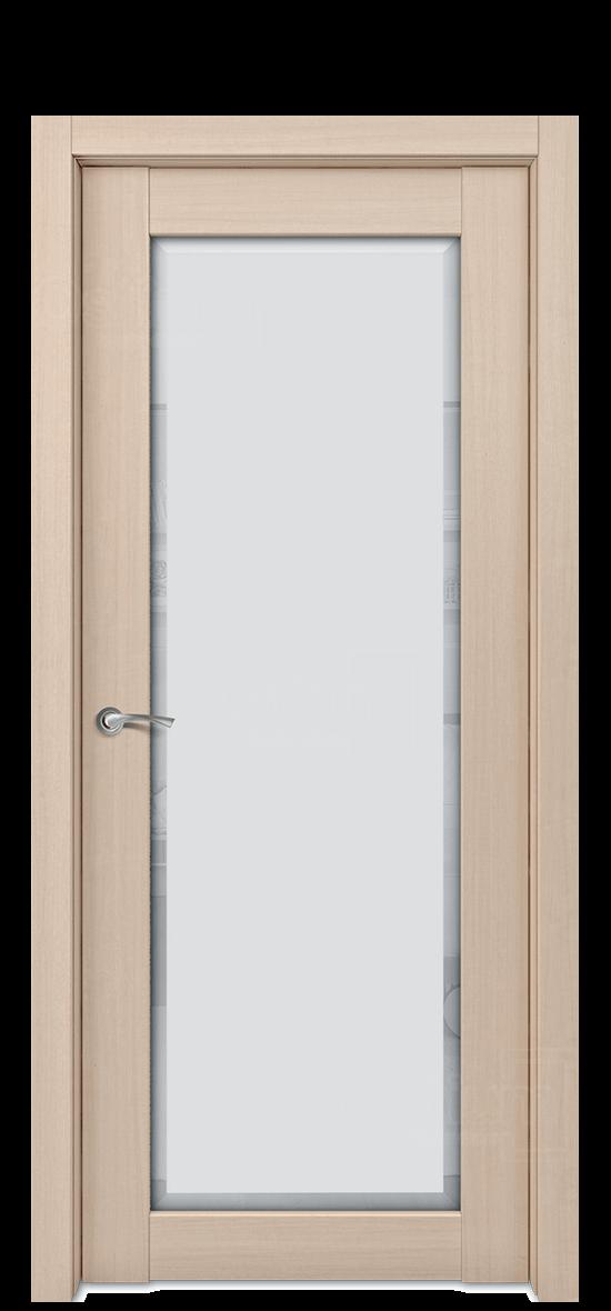 Межкомнатная дверь Е8 ДО стекло 1