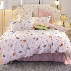 Комплект постельного белья Делюкс Сатин L339