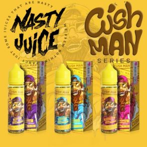 Жидкость Nasty Juice Cush Man (Original) 60 мл