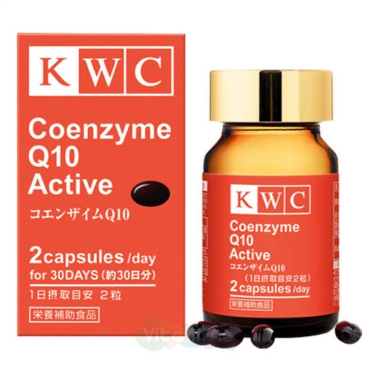 KWC Коэнзим Q10, 60 капсул