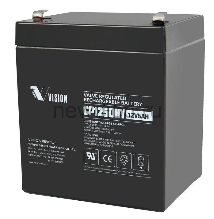 Аккумулятор CP1250HY (12B/5Aч)