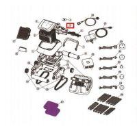 Блок двигателя пылесоса Aquaviva Black Pearl 7310