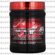 Hot Blood 3.0 (Scitec Nutrition) 300 гр