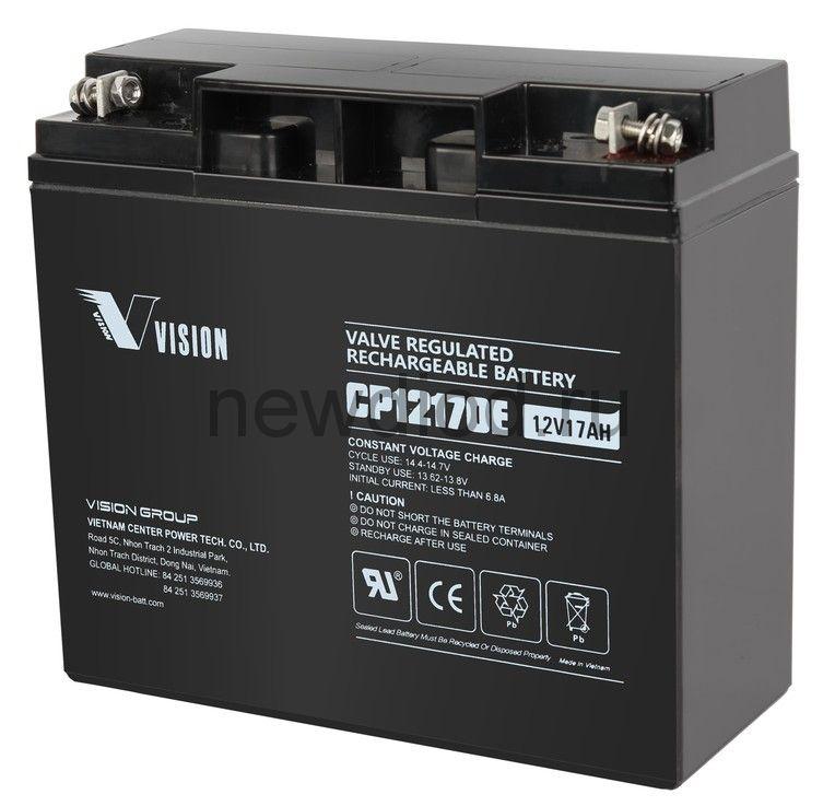 Аккумулятор CP1217OE (12B/18Aч)