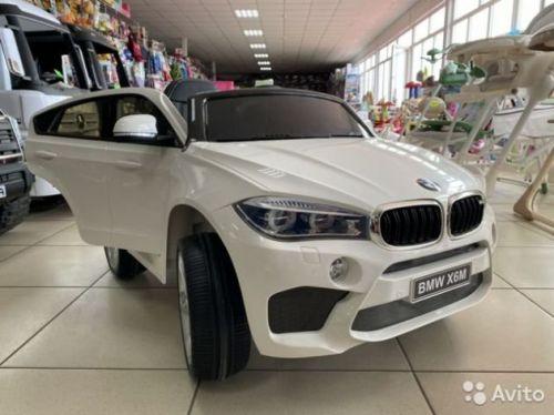 BMW X6М электромобиль, лицензия