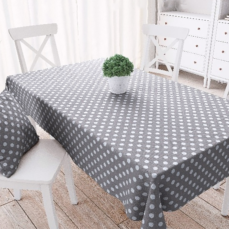 Кухонный текстиль, набор скатерть и полотенце 3 шт.