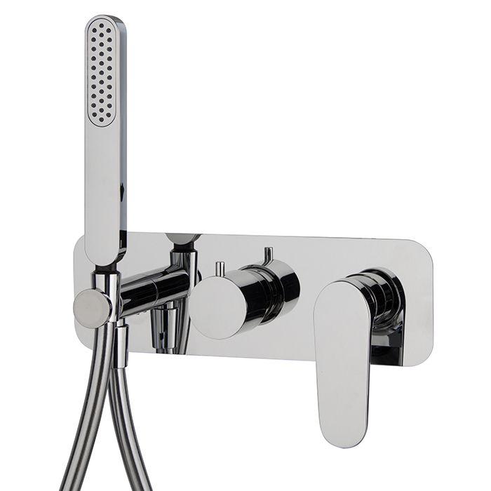 Смеситель для ванны/душа Fima - carlo frattini Next F3959NX2