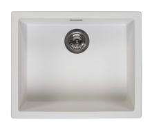 Мойка Reginox Amsterdam 50 R/U (560х460) Pure White 44365
