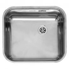 """Мойка кухонная Reginox R18 4035 (451х400, слив 1,5"""") ^ Lux 2046"""