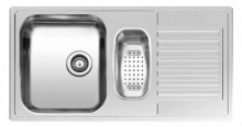 Мойка кухонная Reginox Centurio L1,5 43500
