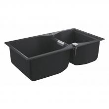 Мойка для кухни (900 x 500) Grohe K700 31658 AP0 (31658AP0) черный гранит