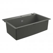 Мойка для кухни (780 x 510) Grohe K700 31652 AT0 (316525AT0) серый гранит