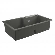 Мойка для кухни (860 x 500) Grohe K500 31649 AT0 (31649AT0) серый гранит