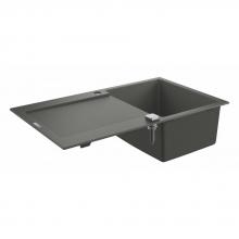 Мойка для кухни (860 x 500) Grohe K500  31644 AT0 (31644AT0) серый гранит