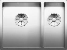 Кухонная мойка Blanco Claron 340/180-U (чаша слева) 521609