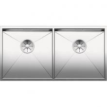 Кухонная мойка Blanco Zerox 400/400-U 521620