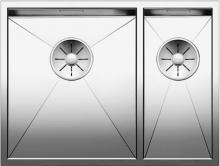 Кухонная мойка Blanco Zerox 340/180-U (чаша слева) 521613