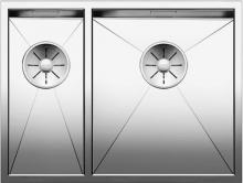 Кухонная мойка Blanco Zerox 340/180-U (чаша справа)  521614