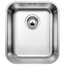 Кухонная мойка Blanco Supra 340-U (c корзинчатым вентилем) 518199