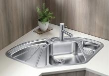 Кухонная мойка Blanco Delta-IF 523667