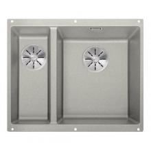 Кухонная мойка Blanco Subline 340/160-U (чаша слева) 523551