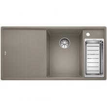Кухонная мойка Blanco Axia III 6 S чаша слева (серый беж), 524650