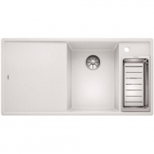 Мойка кухонная Blanco Axia III 6 S Silgranit PuraDur (белый), 523477