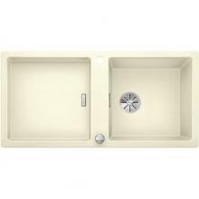 Мойка кухонная Blanco Adon XL 6 S Silgranit PuraDur (жасмин), 523609