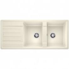 Мойка кухонная Blanco Legra 8 S Silgranit PuraDur (жасмин), 523166