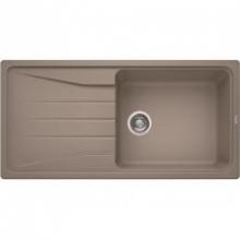Мойка кухонная Blanco Sona XL 6S Silgranit PuraDur (серый беж), 519696