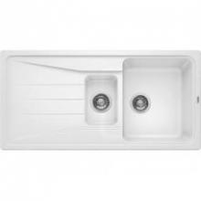 Мойка кухонная Blanco Sona 6S Silgranit PuraDur (белый), 519855