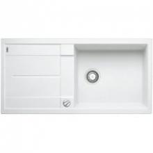 Мойка кухонная Blanco Metra XL 6S Compact Silgranit PuraDur (белый), 515280