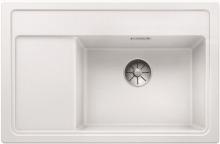 Мойка кухонная Blanco ZENAR XL 6 S Compact Silgranit PuraDur (белый), 523758