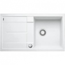 Мойка кухонная Blanco Metra 5S Silgranit PuraDur (белый), 513037