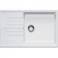 Мойка кухонная Blanco ZIA XL 6S Compact SILGRANIT PuraDur (белый), 523277