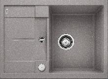 Мойка кухонная Blanco  METRA 45S Compact SILGRANIT PuraDur (алюметаллик), 519574