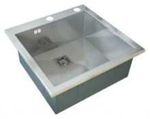 Мойка кухонная Zorg Inox X-5151GX