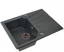 Кухонная мойка Акватон Монца черный 1A716132MC100